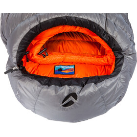 Valandré Chill Out 850 Sleeping Bag L Grey